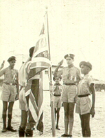 1957 (13): Musoma, Boy Scouts