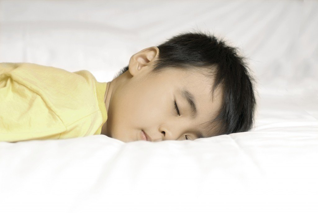 A passed out child. (Top Photo Group/Thinkstock)