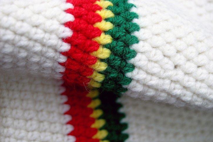 A reggae hat. (iStockphoto/Thinkstock)