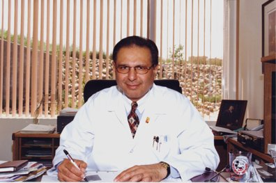 Dr. Bharwani at Valleyview Medical Surgical Center in 1997