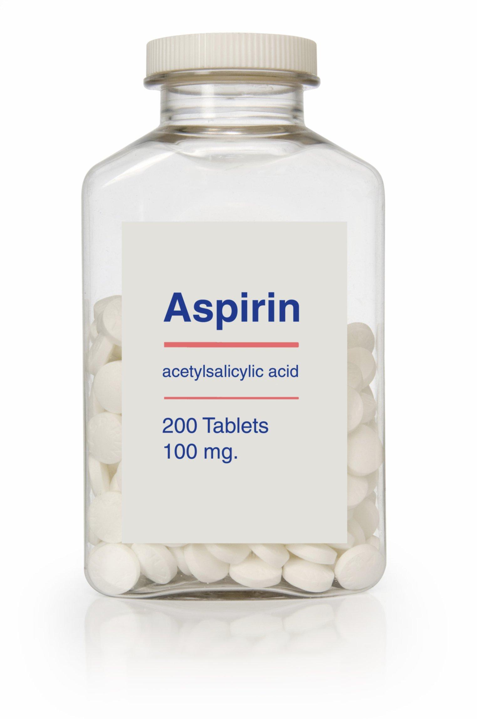 birth of aspirin