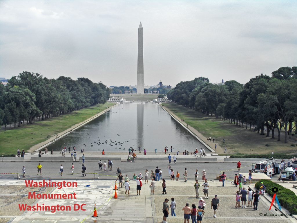 Washington Monument at the National Mall in Washington, D.C. (Dr. Noorali Bharwani)