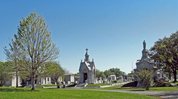 New Orleans Cemeteries (Cities of the Dead)