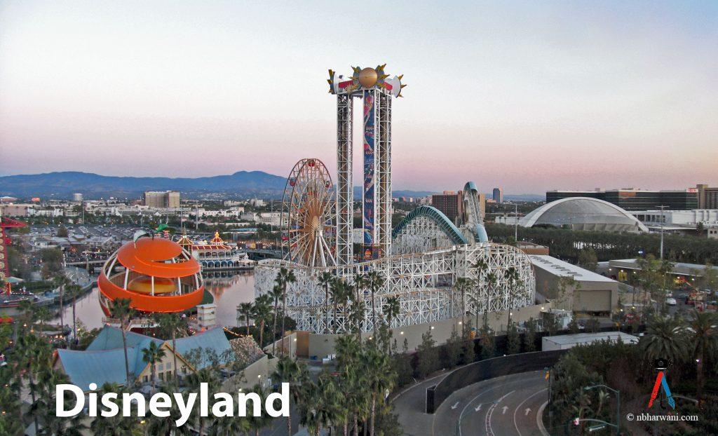 Disneyland. (Dr. Noorali Bharwani)