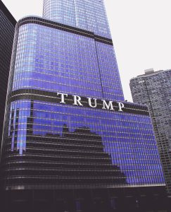 Trump International Hotel and Tower in Chicago. (Dr. Noorali Bharwani)