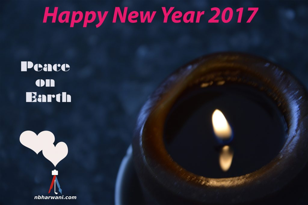 Happy New Year 2017 (Dr. Noorali Bharwani)
