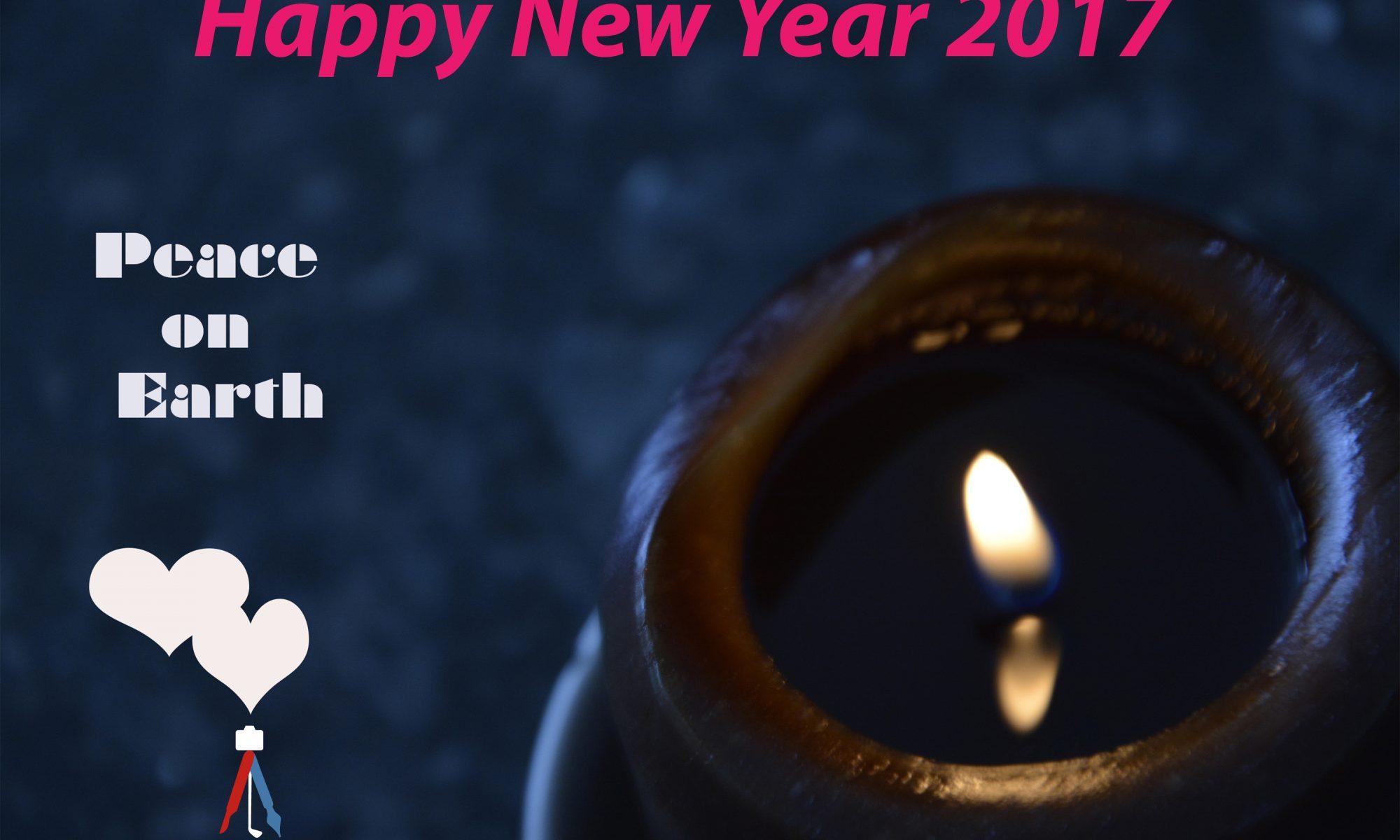 Happy New Year 2017 (Dr. Noorali Bharwani)