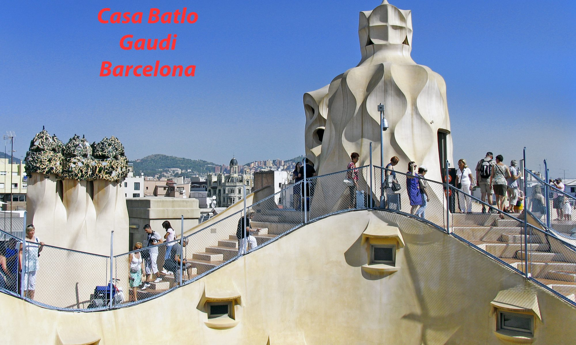 Casa Batlló, a building designed by Gaudí in Barcelona. (Dr. Noorali Bharwani)