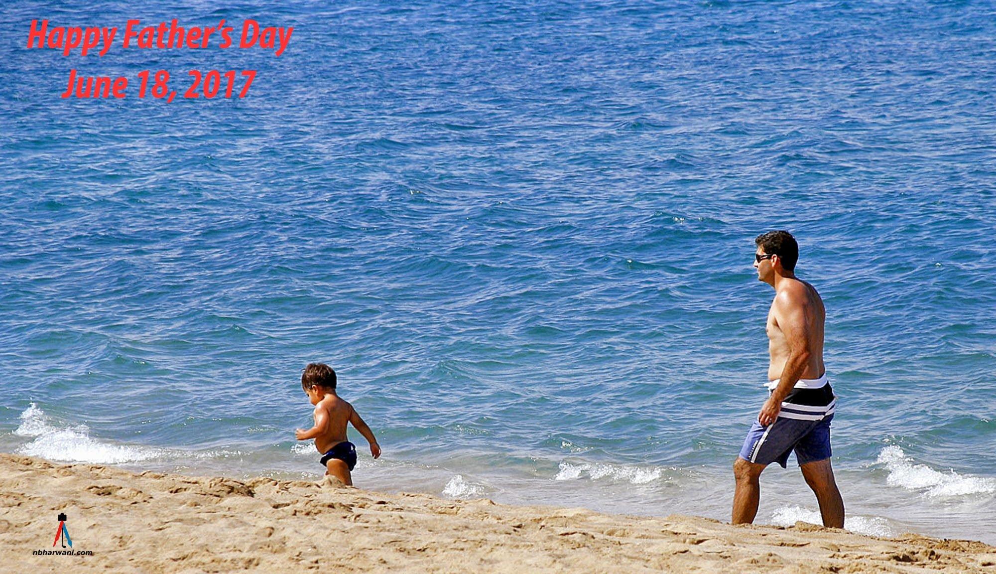 A walk on the beach in Maui. (Dr. Noorali Bharwani)