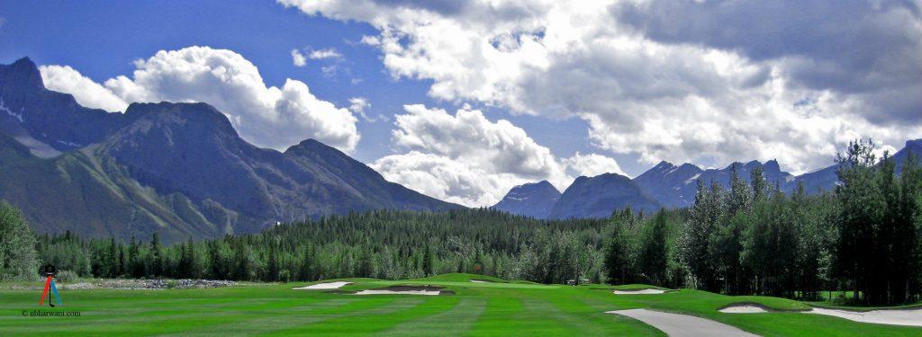 Mount Kidd, Kananaskis Golf Course (Dr. Noorali Bharwani)