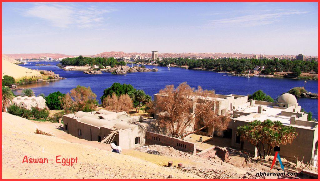 Aswan, Egypt (Dr. Noorali Bharwani)