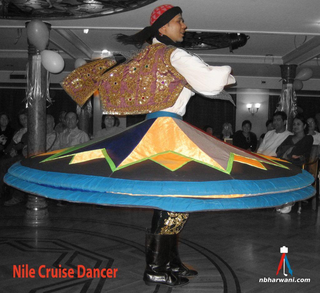 Nile Cruise Dancer (Dr. Noorali Bharwani)
