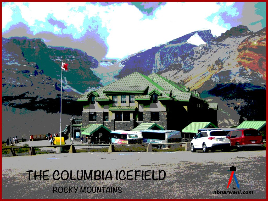 Columbia Icefield, Rocky Mountains (Dr. Noorali Bharwani)