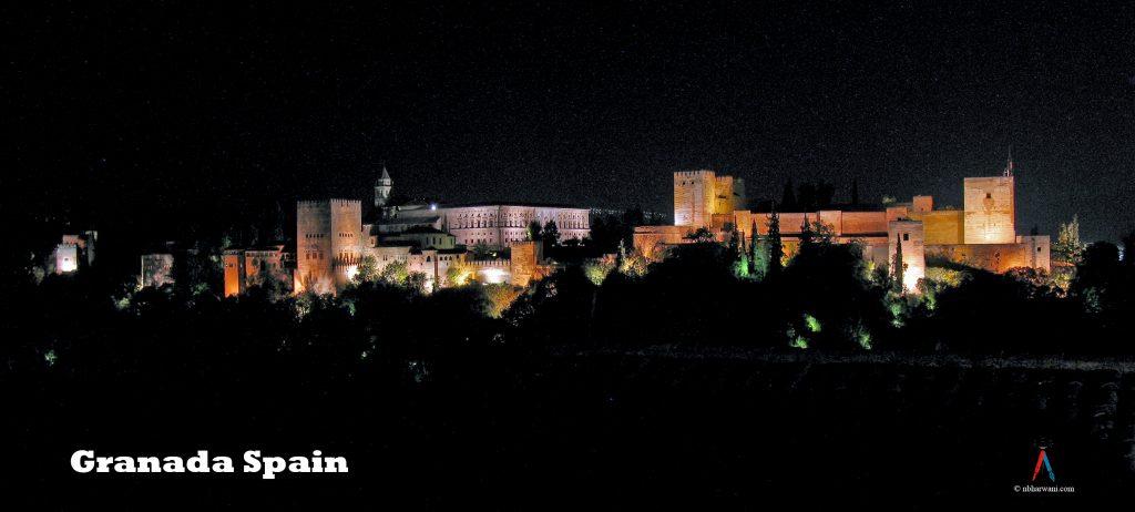 Granada, Spain. (Dr. Noorali Bharwani)