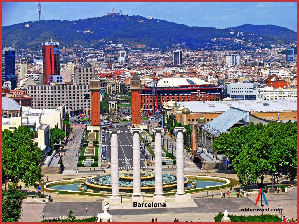 Barcelona. (Dr. Noorali Bharwani)