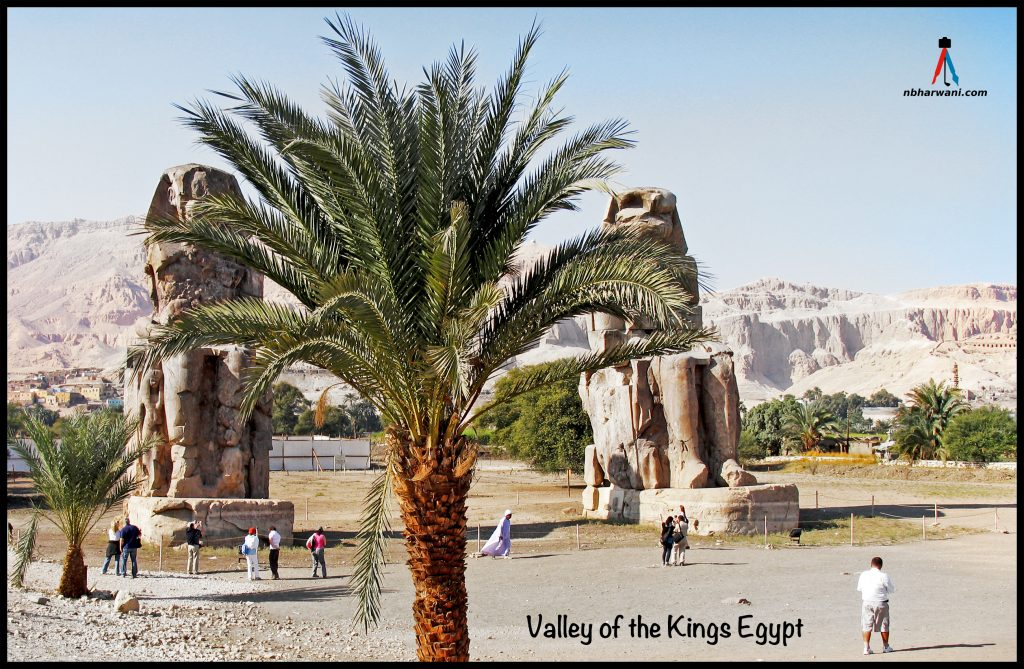Valley of the Kings Egypt (Dr. Noorali Bharwani)