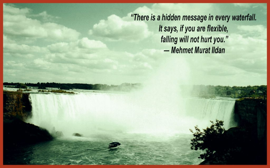 Niagara Falls, Ontario. (Dr. Noorali Bharwani)