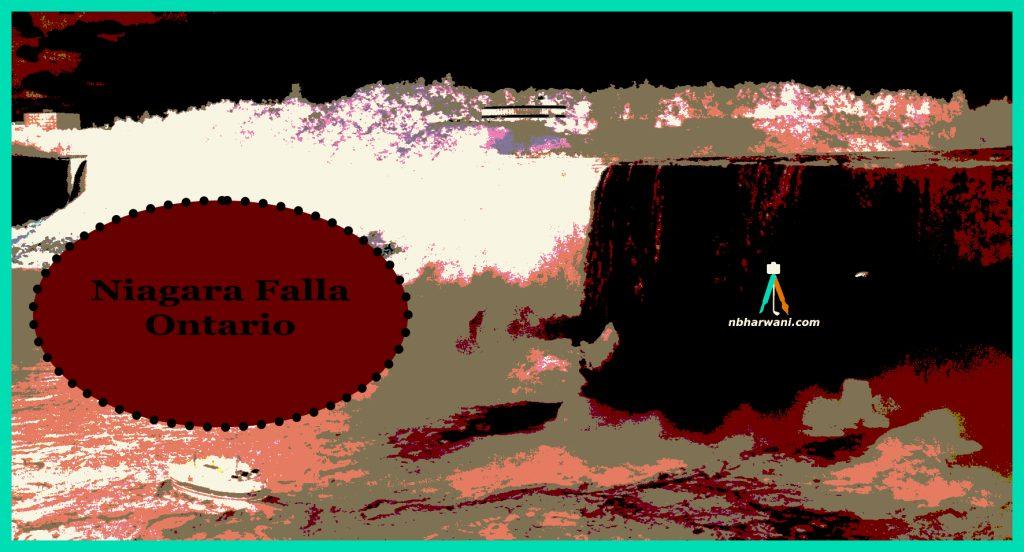 Niagara Falls (Dr. Noorali Bharwani)