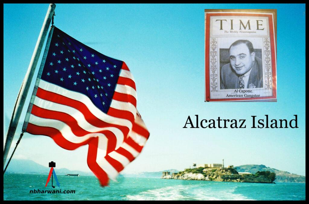 Alcatraz, San Francisco. (Dr. Noorali Bharwani)